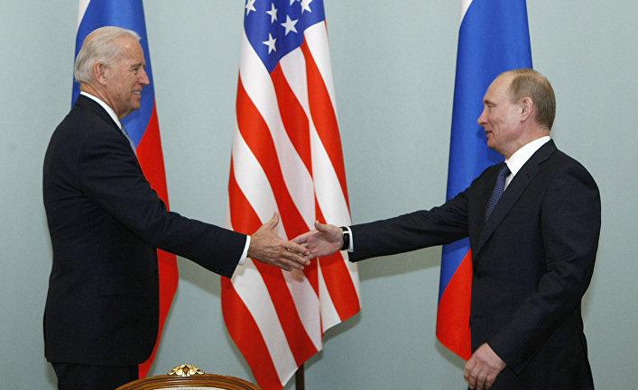 Съдбата на Украйна е в ръцете на Путин и Байдън