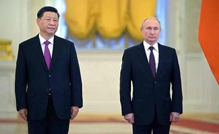 Отношенията между Русия и Китай не зависят от позицията на Запада
