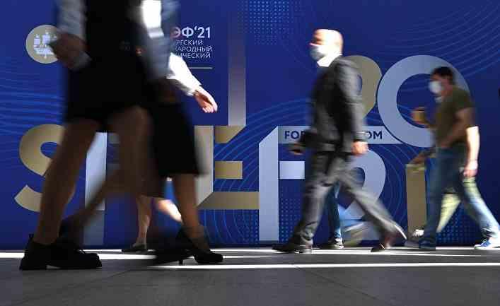Петербургският икономически форум - демонстрация на силата на Русия