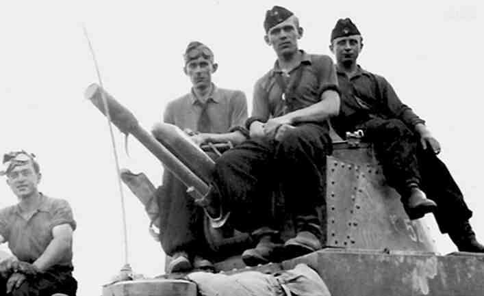 """Дневниците на немски войник, сломен от ужасите на Операция """"Барбароса"""""""