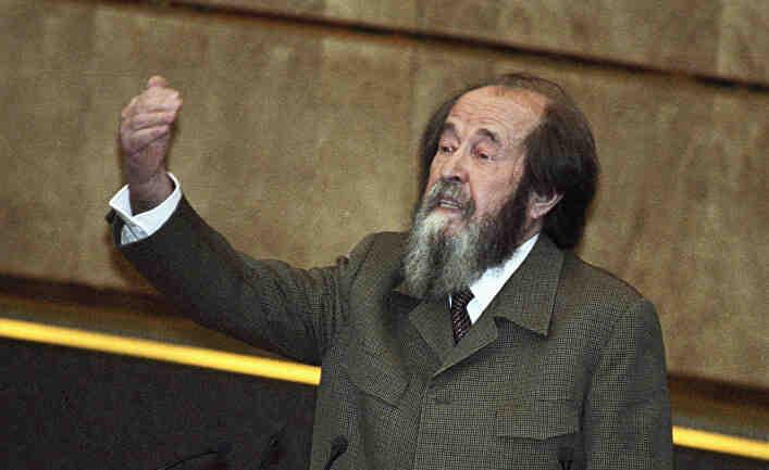 Causeur (Франция): Диагнозата на Солженицин се потвърди