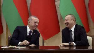 Ердоган планира преговори с президента на Азербайджан в Карабах