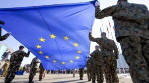 Европейския съюз разширява географията на военните си операции