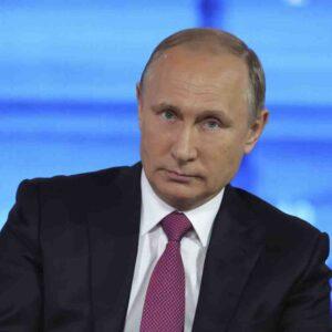 Директната линия с президента на Русия Владимир Путин 2021