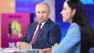 Владимир Путин нарече инцидента с британския миноносец очевидна провокация