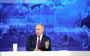 Владимир Путин: Никой не е заиннтересуван от по-нататъшното развитие на кризата в Нагорни Карабах