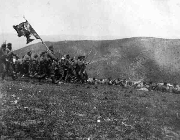 Ленин за Балканската война