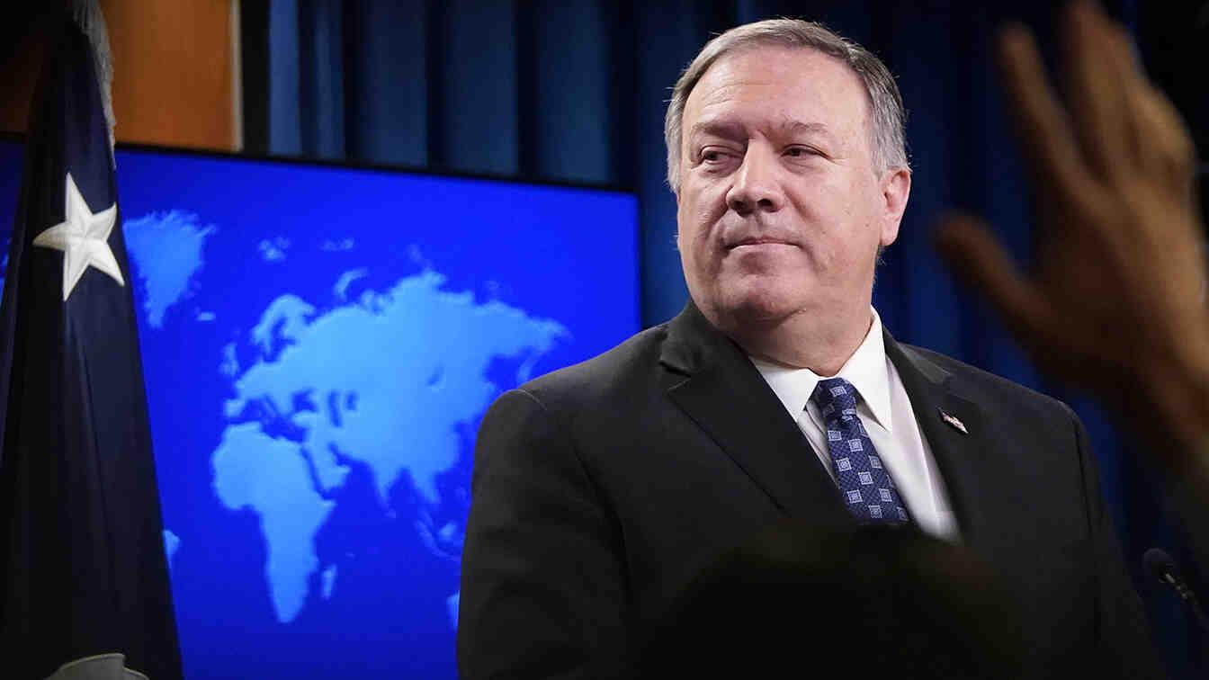 Майк Помпео: САЩ и НАТО трябва да окажат натиск върху Путин