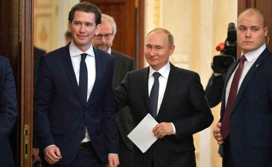 Курц: Диалогът с Русия е повече от важен!