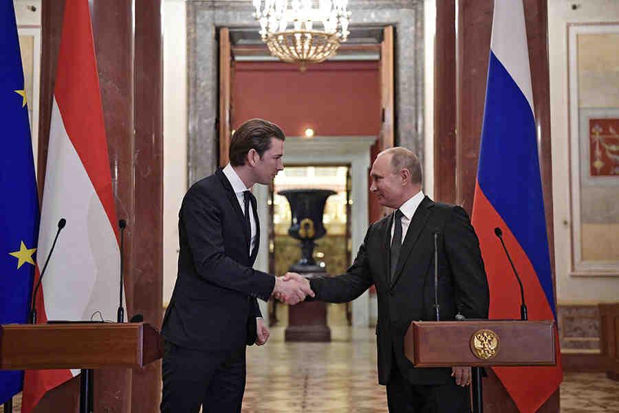 """""""В Европа мирът ще бъде само с Русия, а не срещу нея"""""""