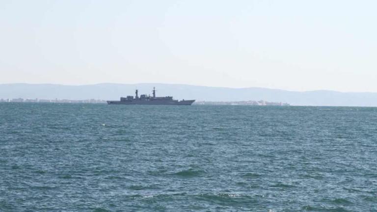 Открити са биологични останки в падналия в Черно море МиГ-29