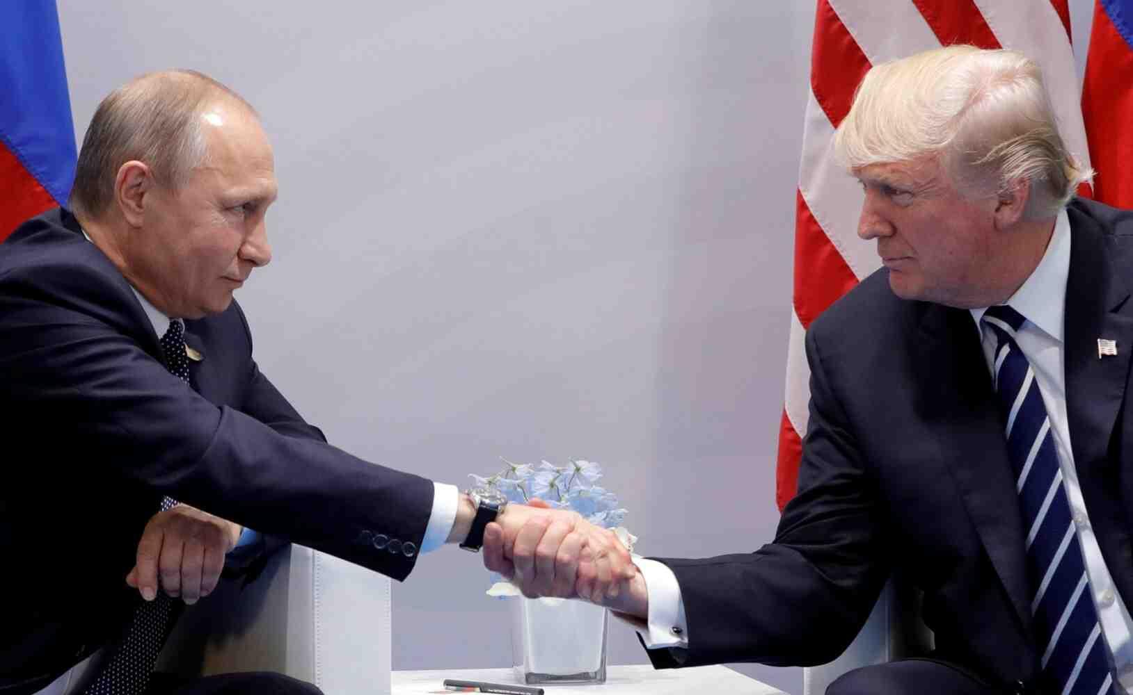 СМИ: При срещата на Путин с Тръмп негова съветничка искала да изимитира атака