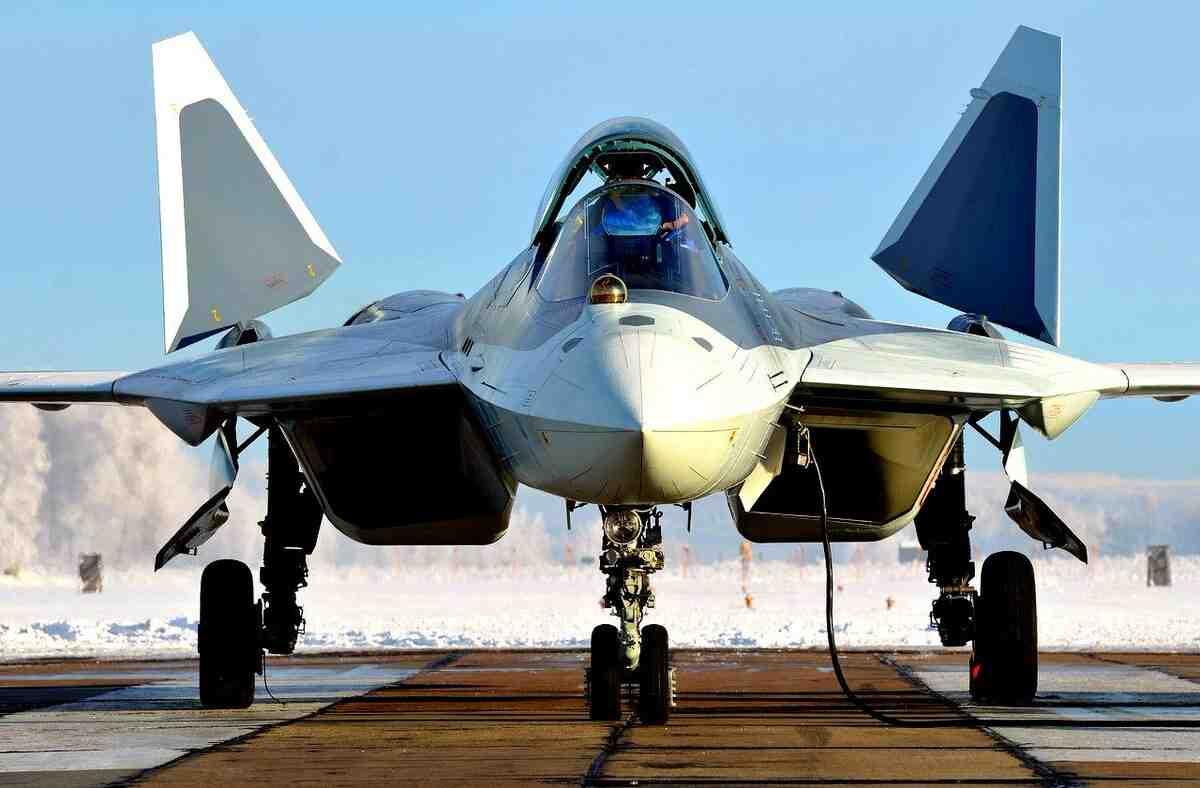 Министерството на отбраната на Русия ще получи четири Су-57 до края на годината