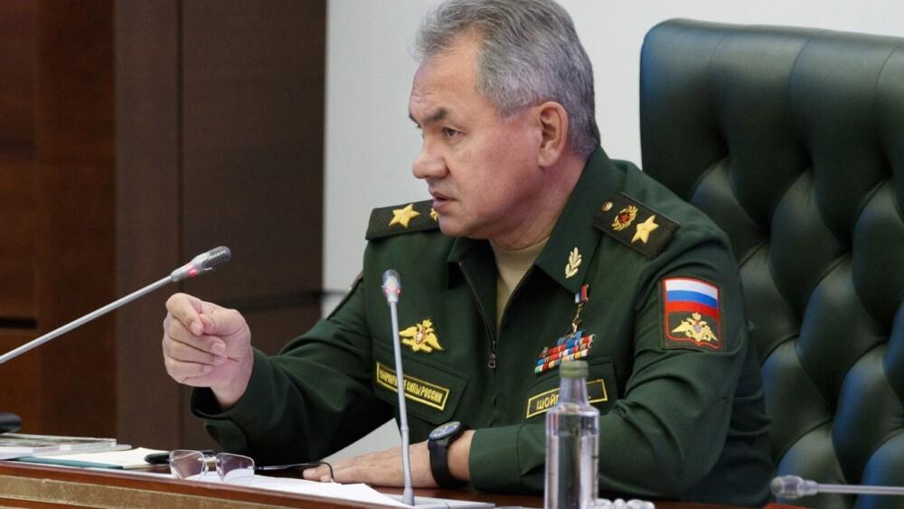 Шойгу обяви началото на програмата за обновяване на военните регистрационни бюра в Русия