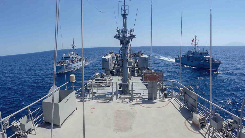 Два кораба на НАТО влязоха в Черно море
