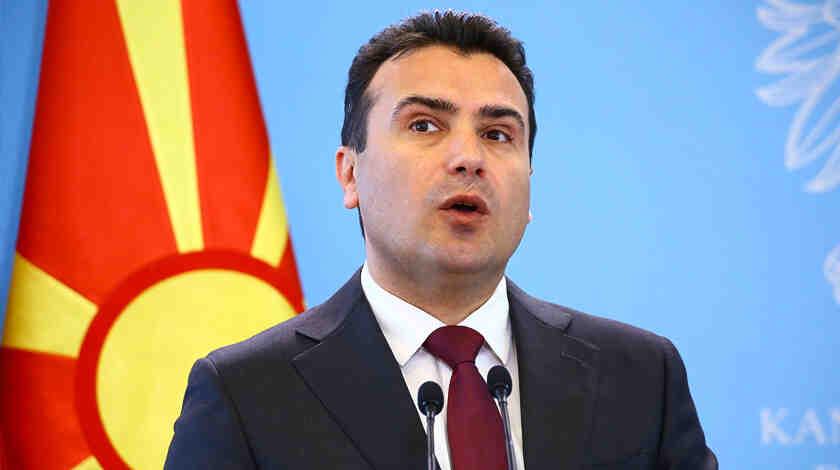 Визитата на Заев трасира пътя към компромис
