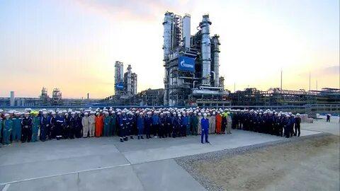 """Путин откри Амурския газопреработвателен завод на """"Газпром"""""""