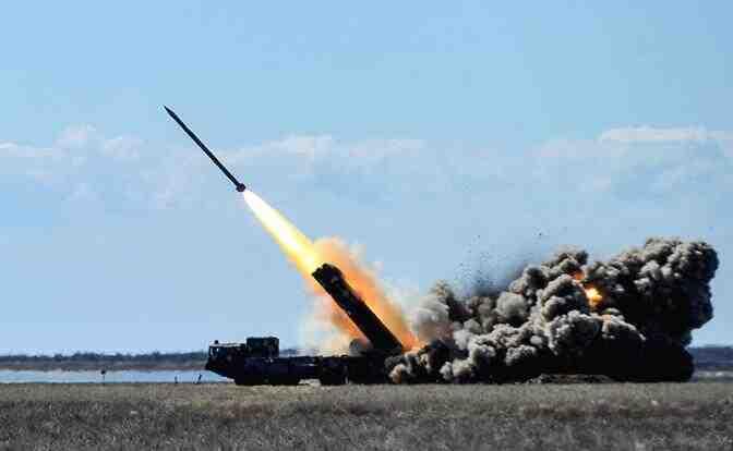 Украинските ракети са нацелени към Урал