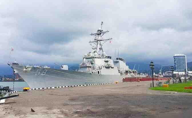 """US генералите заплашват да направят """"кипящ котел"""" от Черно море"""