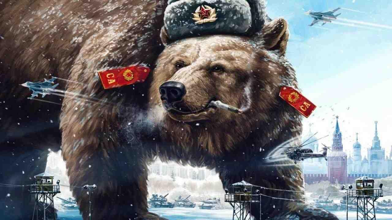 Забравете приказките за упадък, зъбите на руската мечка са огромни