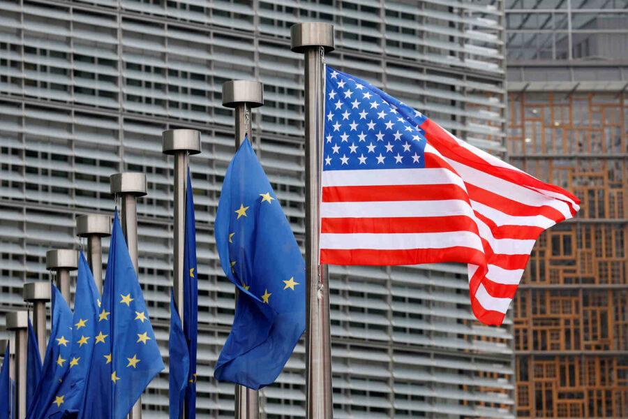 Среща на върха САЩ-ЕС в Брюксел