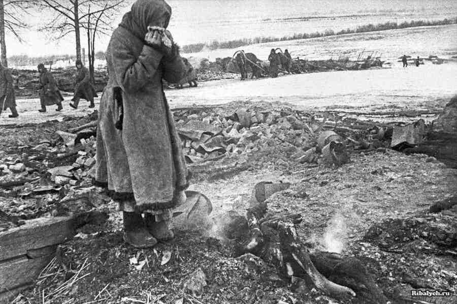 """Нацистите убиват всеки трети от Беларус"""