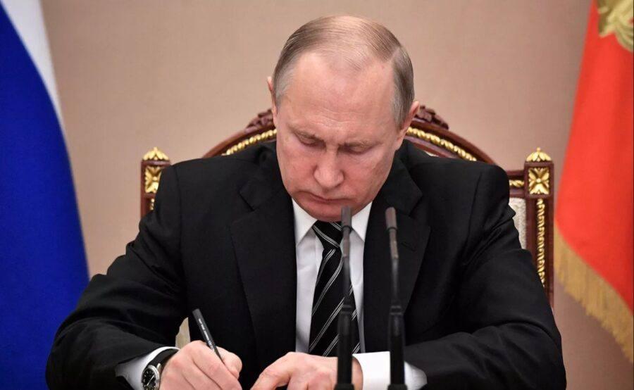 """Путин подписа закона за излизането на Русия от """"Открито небе"""""""