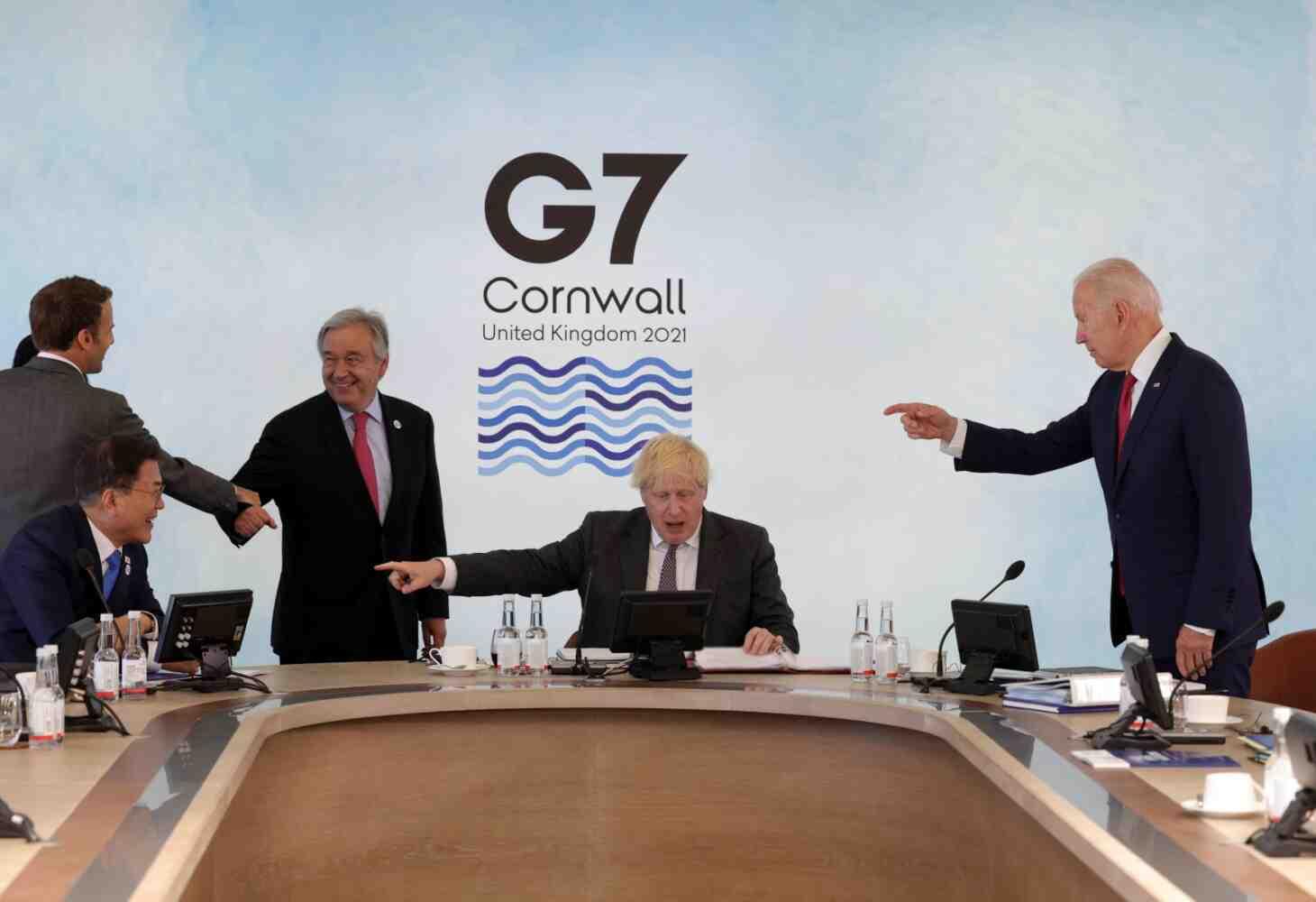 N-TV: Китай обвини страните от G7 в намеса във вътрешните работи
