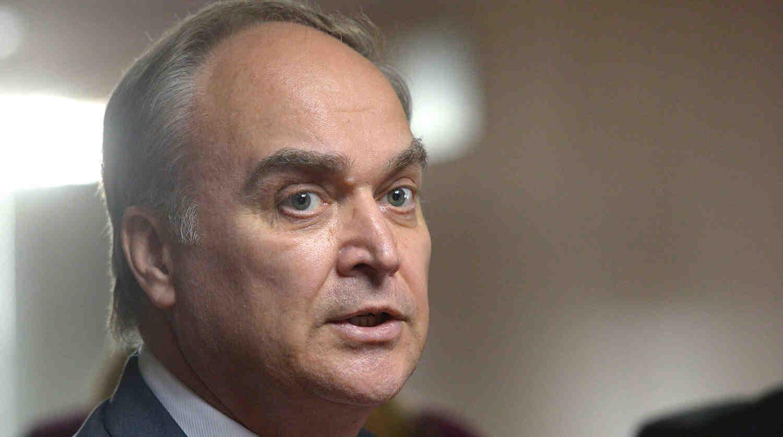 Посланикът на РФ в САЩ сподели да настройката си преди завръщането