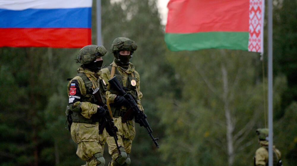 Русия и Беларус ще проведат съвместни военни учения