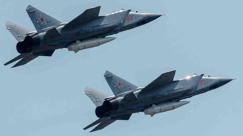Русия прехвърли в Сирия носители на хиперзвукови ракети
