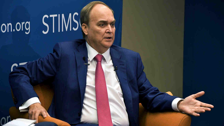 Руският посланик Антонов се завръща в САЩ