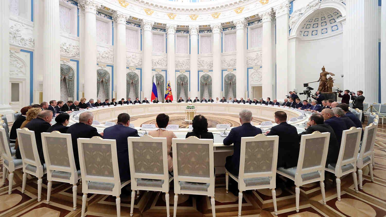 Путин все още не се е възползвал квотата си за назначаването на сенатори
