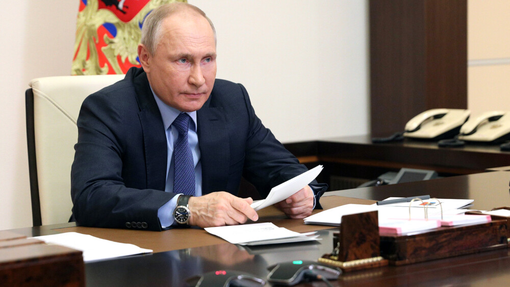 Киев оцени думите на Путин за влизането на Украйна в НАТО