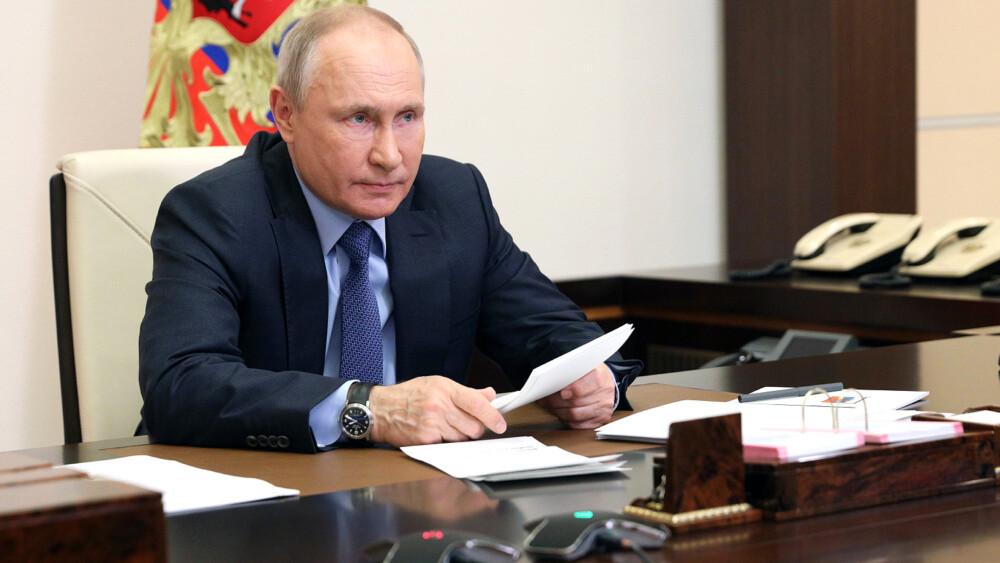 Путин: Не ме безпокоят оскърбленията от страна на Байдън