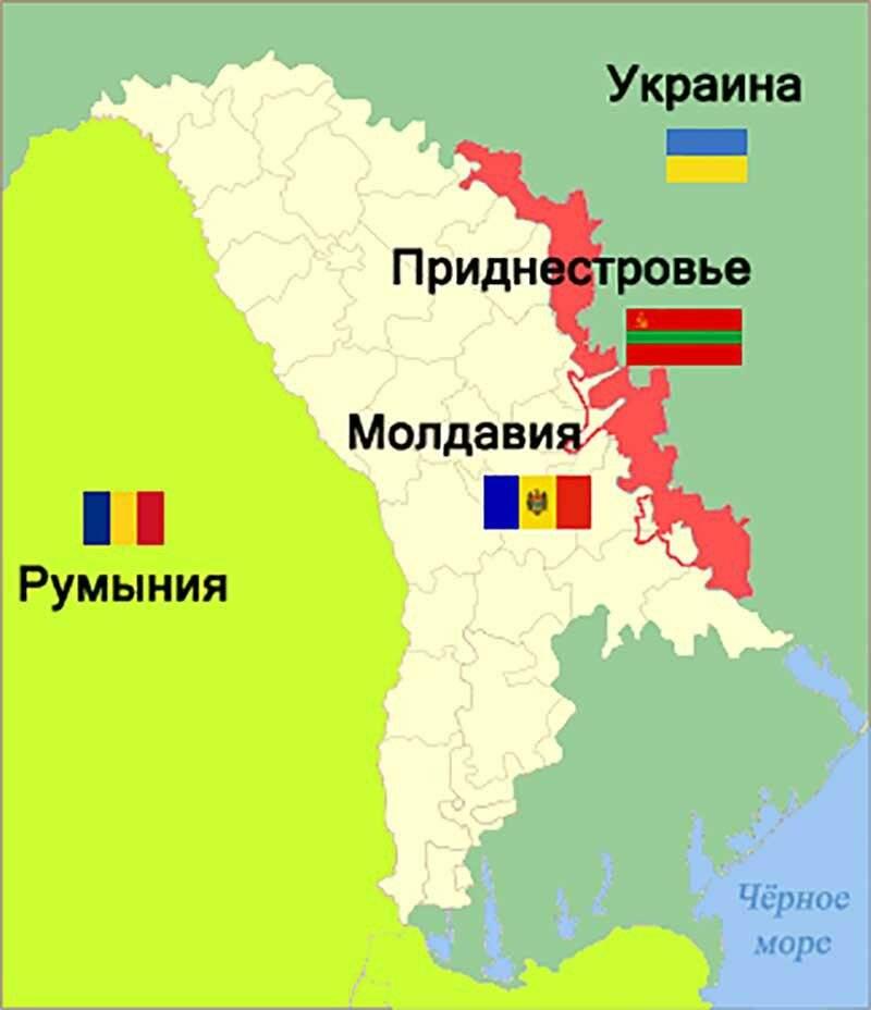 Западните фондове започнаха информационна подготовка за дестабилизация на Приднестровието