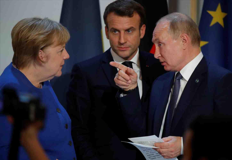 Франция и Германия канят Путин на среща на високо равнище с ЕС