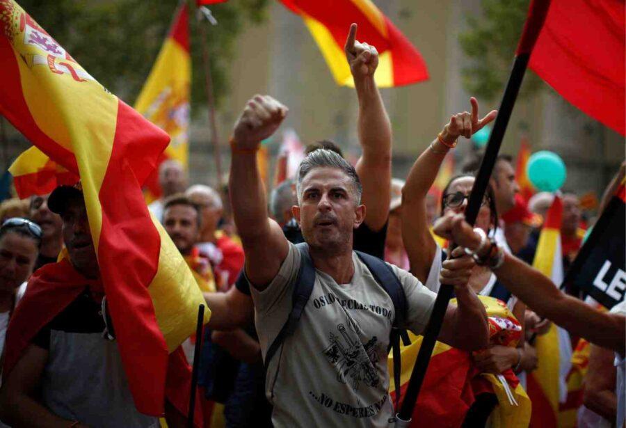 """Освободените каталунски политици: """"Няма да приемем мълчание в замяна на помилване"""""""