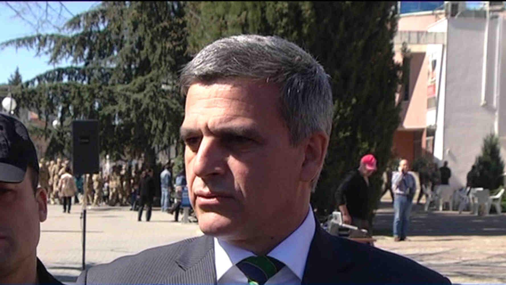 Янев се надява на обща българо-македонска позиция, която да предложи на следващия парламент