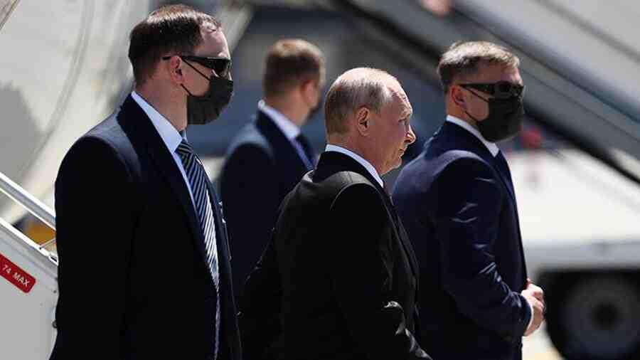 """""""На всепозволеността е сложен край"""": Американците са възхитени от охраната на Путин"""