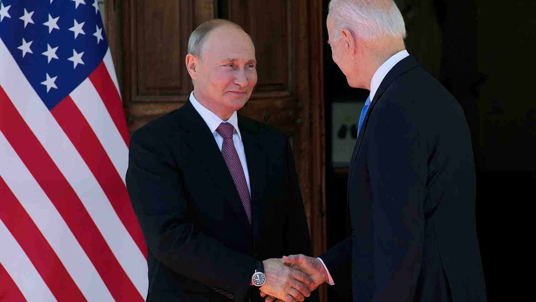 """Путин за """"пищовите"""" на Байдън"""