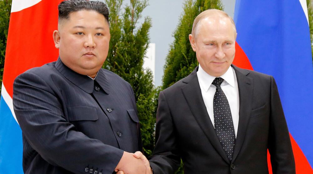 Ким Чен Ун поздрави Путин с Деня на Русия