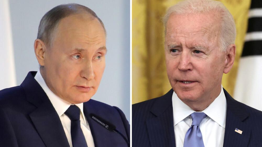 """Байдън обеща да предаде на Путин, че """"САЩ са се върнали"""""""