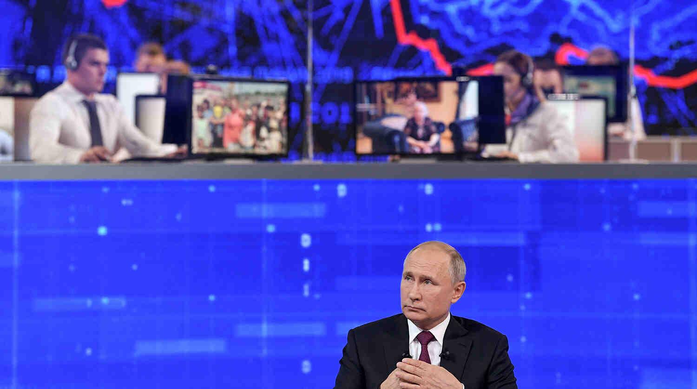 """Кремъл сподели за промените във формата """"Пряка линия"""" с Путин"""