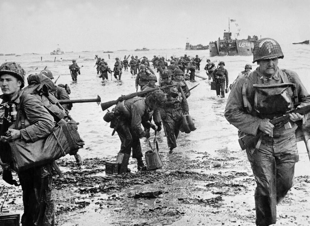 """""""Сегашната трактовка на Нормандската операция е откровена лъжа"""""""