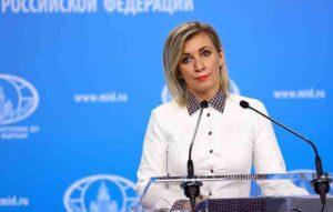 Мария Захарова нарече новия закон за полицията във Великобтитания строго репресивен