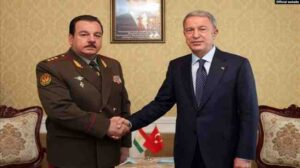 Турският министър на отбраната заминава за Таджикистан, след посещение в Киргизстан