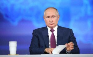 Владимир Путин разказа за комплексната провокация на САЩ и Великобритания извършена в Черно море