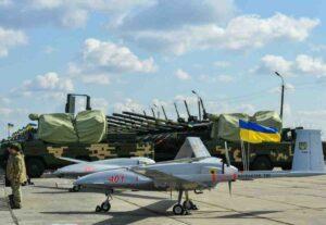 Внимание опасно! Украйна получи от Турция първия ударен безпилотник за нуждите на ВМС