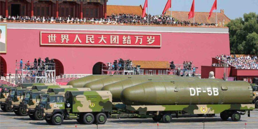 Times: Китай разширява ядрения си арсенал с ударни темпове